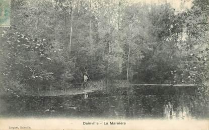 """CPA FRANCE 62 """"Dainville, La Marnière"""""""