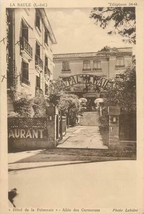 """CPA FRANCE 44 """"La Baule, Hôtel de la Palmeraie Allée des Cormorans"""""""