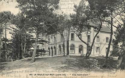 """CPA FRANCE 44 """"La Baule sur Mer, Villa St Clair"""""""