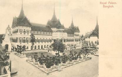 """CPA THAILANDE / SIAM """"Bangkok, Palais Royal"""""""