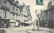 """86 Vienne CPA FRANCE 86 """"Chatellerault, Grande rue de Chateauneuf"""""""
