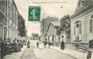 """92 Haut De Seine / CPA FRANCE 92 """"Bourg La Reine, rue du chemin de fer"""""""