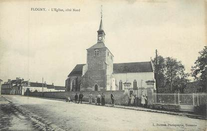 "CPA FRANCE 89 ""Flogny, L'église"""