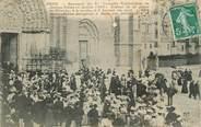 """89 Yonne CPA FRANCE 89 """" Sens, 2ème Congrés Catholique de Jeunes Filles en 1907"""""""