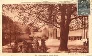 """Theme CPA CARTE MAXIMUM / Exposition  coloniale internationale , Paris 1931 , pavillon du congo belge"""""""