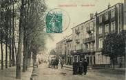 """88 Vosge CPA FRANCE 88 """" Contrexéville,La grande rue"""""""