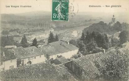 """CPA FRANCE 88 """" Châtenois, Vue générale"""""""