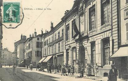 """CPA FRANCE 88 """" Epinal, L'Hôtel de Ville"""""""