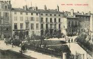 "01 Ain / CPA FRANCE 01 ""Bourg, le square Lalande"""