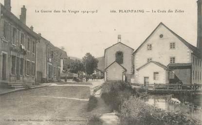 """CPA FRANCE 88 """" Plainfaing, La Croix des Zelles"""""""