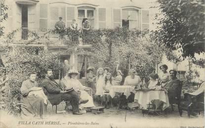 """CPA FRANCE 88 """" Plombières les Bains, Villa Cath Hérisé """""""