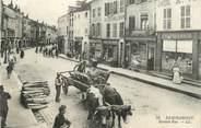 "88 Vosge CPA FRANCE 88 "" Remiremont, Grande Rue"""