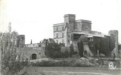 "CPSM FRANCE 84 ""Lourmarin, Le château Renaissance"""