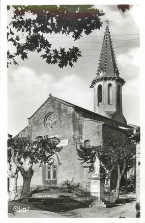 """CPSM FRANCE 84 """" Cadenet, L'église"""""""