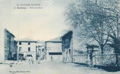 "CPA FRANCE 84 "" Bollène, Porte de Suze"""