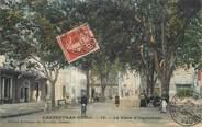 """84 Vaucluse CPA FRANCE 84 """" Carpentras, La Place d'Inguimbert"""""""