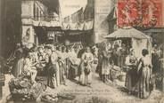 """84 Vaucluse CPA FRANCE 84 """" Avignon, L'ancien marché de la Place Pie"""""""