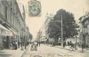 """84 Vaucluse CPA FRANCE 84 """" Avignon, La Rue de la République"""""""