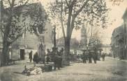 """84 Vaucluse CPA FRANCE 84 """" Avignon, Place des Carmes"""""""
