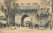 "84 Vaucluse CPA FRANCE 84 "" Avignon, Porte St Roch"""