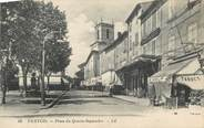 """84 Vaucluse CPA FRANCE 84 """"Pertuis, Place du 4 Septembre"""""""