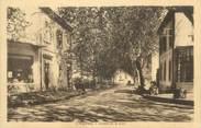 "84 Vaucluse CPA FRANCE 84 "" Valréas, Avenue de la Gare"""