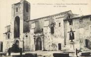 """84 Vaucluse CPA FRANCE 84 """" Pernes, L'église Notre Dame"""""""