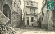 "06 Alpe Maritime / CPA FRANCE 06 ""La Turbie, place Metto"""