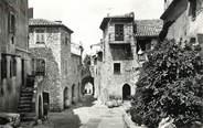 """06 Alpe Maritime / CPSM FRANCE 06 """"La Turbie, la via Julia, ancienne voie romaine et ses vieilles portes"""""""