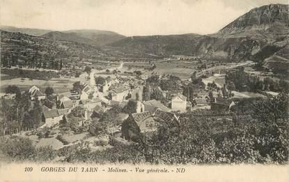 "/ CPA FRANCE 48 ""Molines, gorges du Tarn"""