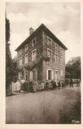 "CPA FRANCE 69 "" St Mamert, Mairie Ecole"""