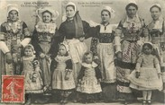 """29 Finistere / CPA FRANCE 29 """"Châteaulin, concours de costumes"""" / FOLKLORE"""