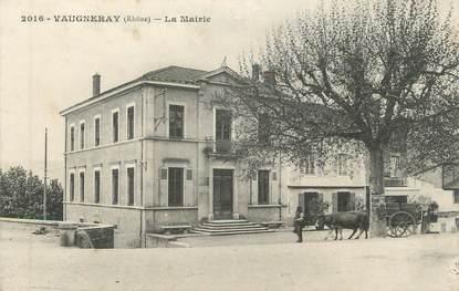 "CPA FRANCE 69 "" Vaugneray, La Mairie"""
