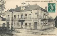 """69 RhÔne CPA FRANCE 69 """" ST Georges de Reneins, Mairie , Postes et Télégraphes"""""""
