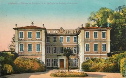 """CPA FRANCE 84 """" Piolenc, Le Château de Crochant"""""""