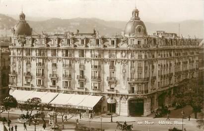 "/ CPA FRANCE 06 ""Nice, hôtel Ruhl"""
