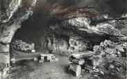 """84 Vaucluse CPSM FRANCE 84 """"Barry, Une caverne du Village troglodytique """" / ARCHEOLOGIE"""