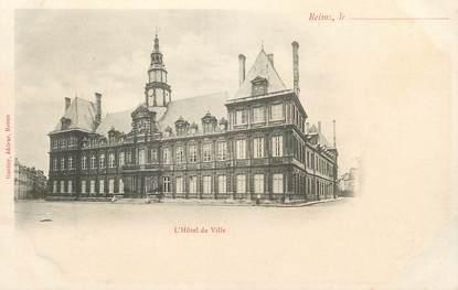 """CPA FRANCE 51 """" Reims, L'Hôtel de Ville"""""""