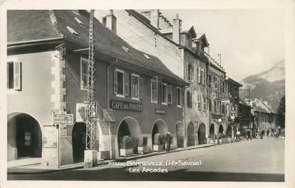 """CPA FRANCE 74 """"Bonneville, Les Arcades"""""""