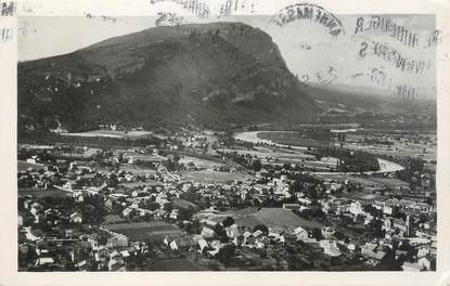 "CPSM FRANCE 74 ""Annemasse, L'Arve et le Mont Salève"""