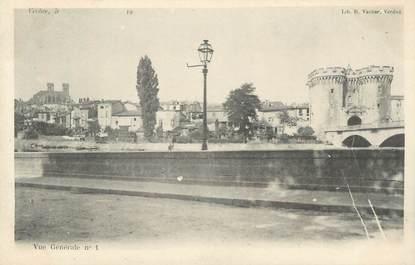 "CPA FRANCE 55 "" Verdun, Vue générale"""