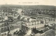 """02 Aisne CPA FRANCE 02 """" Chateau Thierry, La ville"""""""