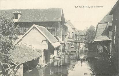 """CPA FRANCE 36 """" Le Chatre, Les tanneries"""""""