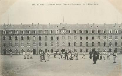 "CPA FRANCE 65 ""Tarbes, Quartier Reffye, Caserne d'infanterie"""