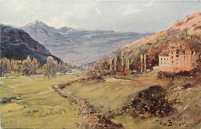 """CPA FRANCE 15 """"Murat, vallée de l'Alagnon"""""""