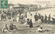 "34 Herault CPA FRANCE 34 "" Palavas les Flots, La plage"""
