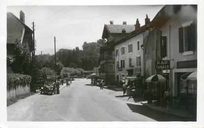 """CPSM FRANCE 74 """" Amphion les Bains, Route d'Evian"""""""