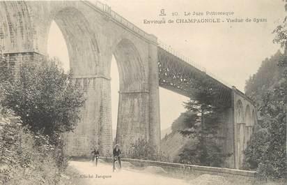 "CPA FRANCE 39 ""Champagnole, Viaduc de Syam"""