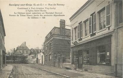 "CPA FRANCE 91 ""Savigny sur Orge, Rue de Rossay"""