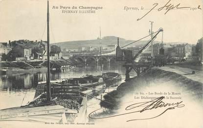 "CPA FRANCE 51 ""Epernay, Les bords de la Marne"""